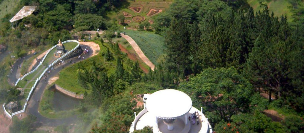 Piduruthalagala Mountain